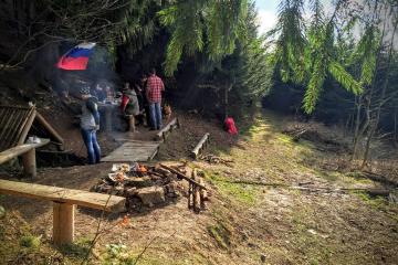 Studnička pri Bukovine